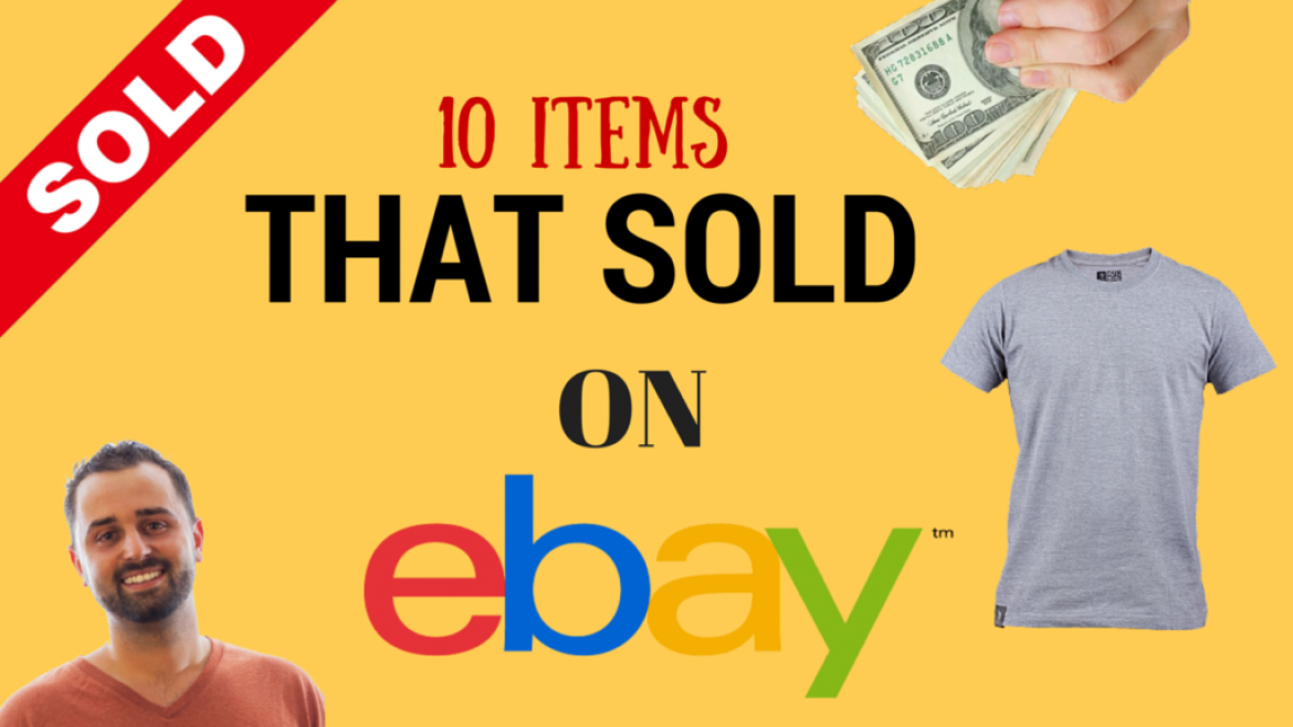 10 Clothing Items That Sold on Ebay For $40+