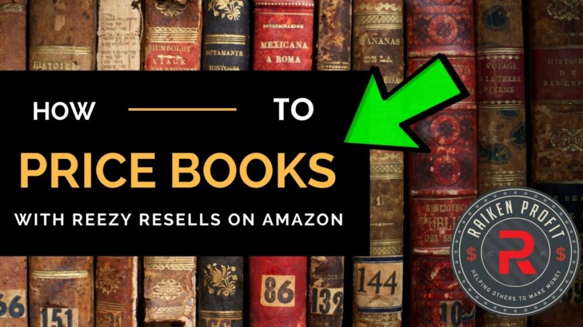 How Reezy Resells Prices His Books To Sell On Amazon FBA