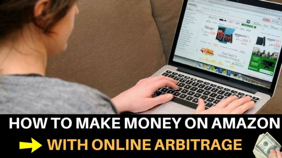 How To Make Money On Amazon FBA With Online Arbitrage – Ted Paulk