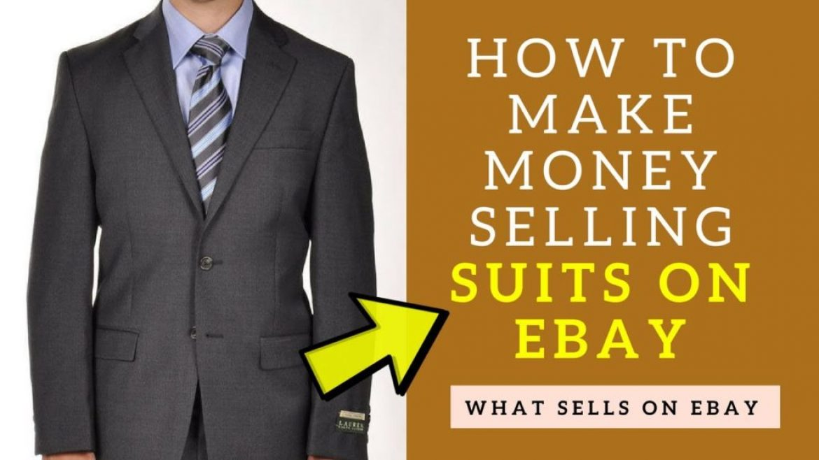 11 Hot Selling Men's Suits That Sell On Ebay For Ridiculous Profits!
