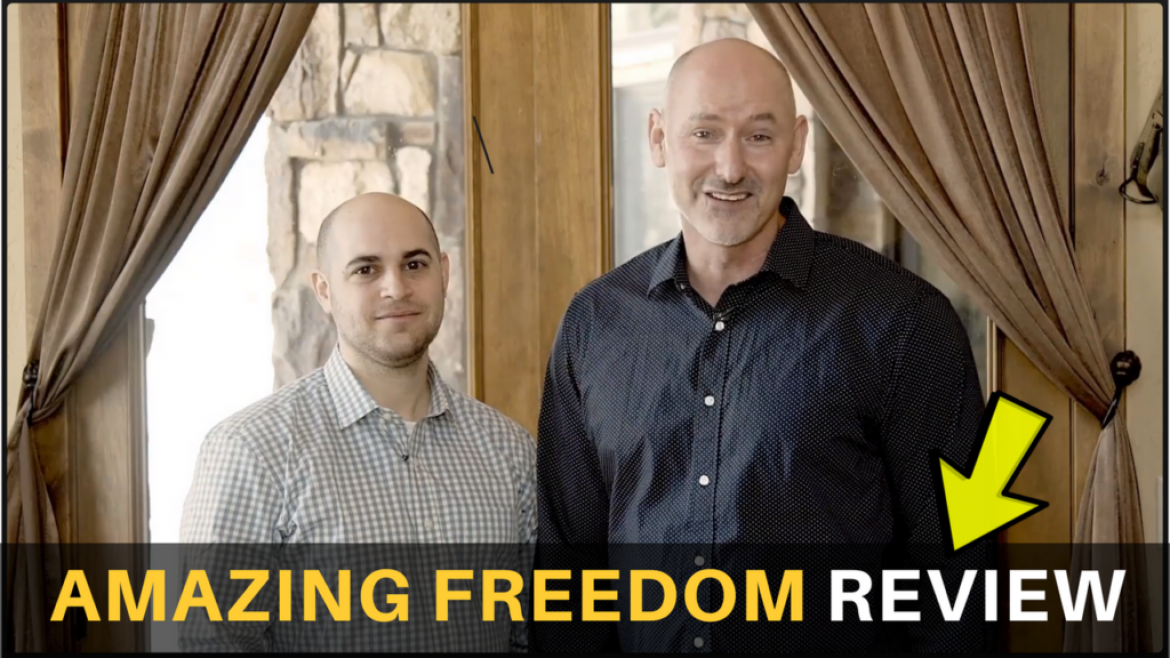 Amazing Freedom Course Review + $5,997 Bonus