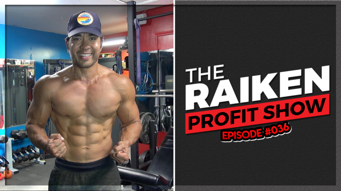 RPS #036 – How To Create a Healthy Lifestyle While Building a Business