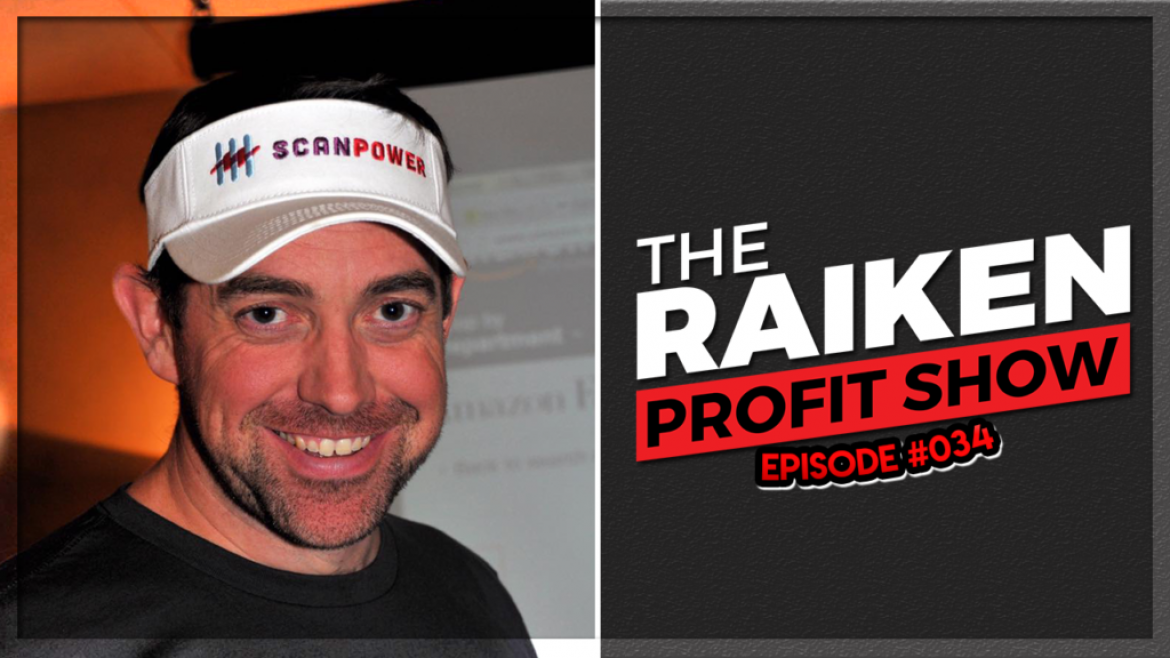 RPS #034 – The Best Ways To Make Money Selling on Amazon With Chris Green