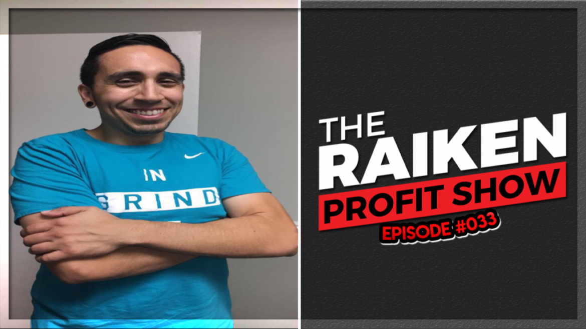 RPS #033 – How To Earn Passive Income With Merch By Amazon