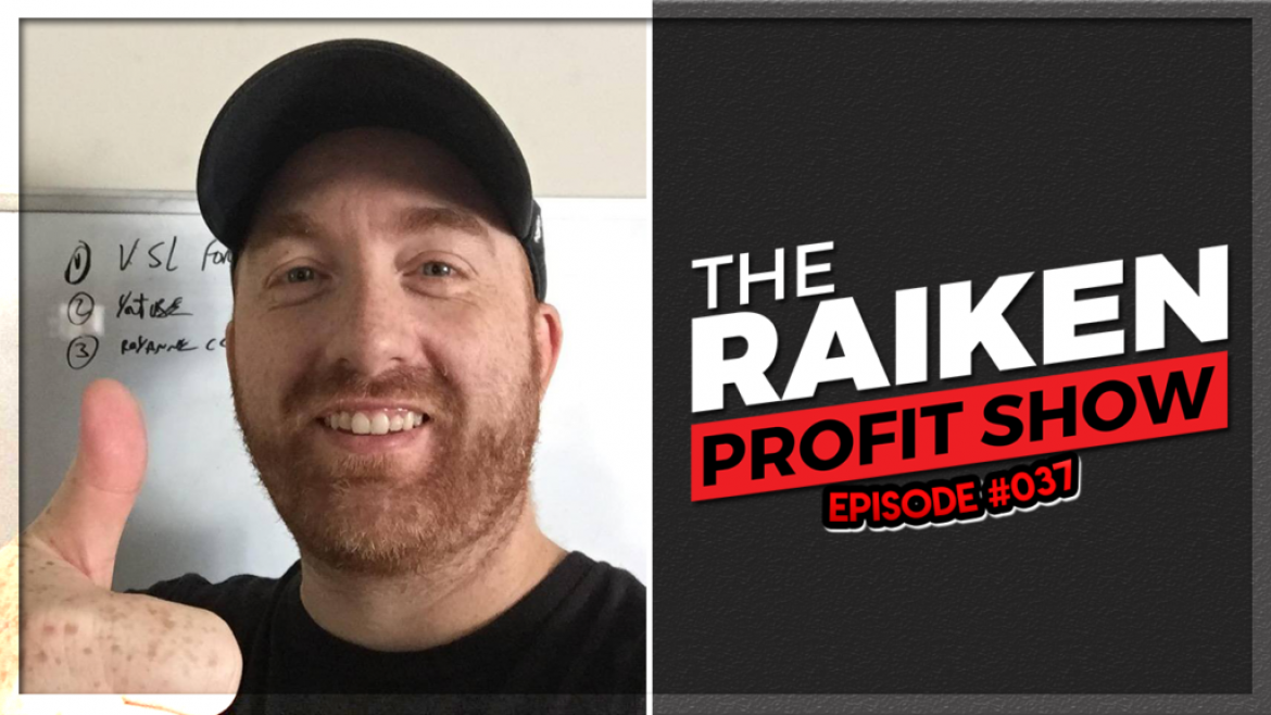 RPS #037 – How Kam Jennings Made $60,000 Profit Selling Digital Products Online