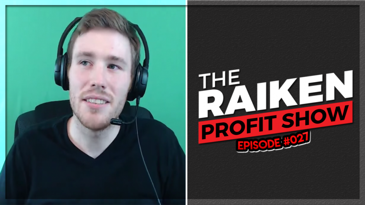 RPS #027 – Making A Full Time Living Selling on eBay And Amazon with Timothy Grapp