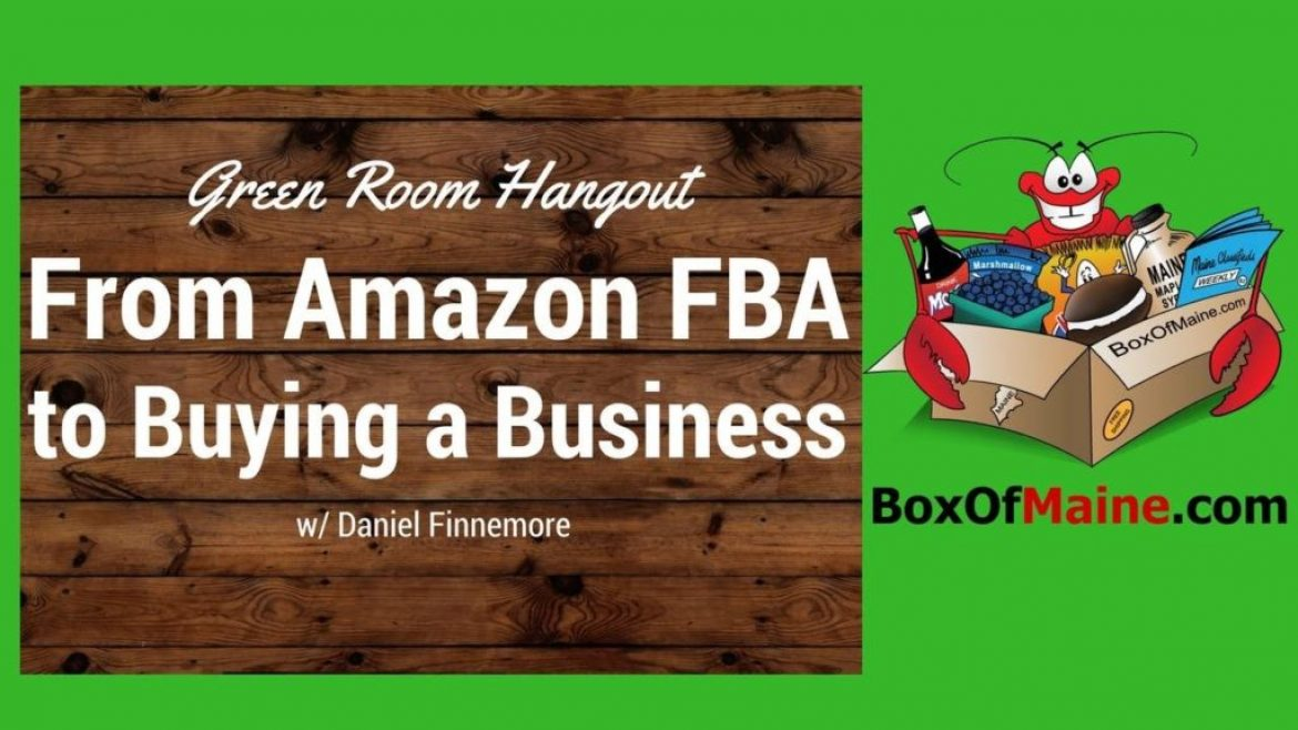 Turning Your Amazon FBA Profits Into A New Business With Daniel Finnemore Raiken Profit