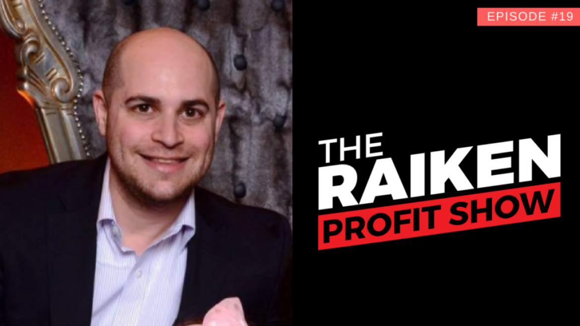 RPS #019 – How To Build a Million Dollar Private Label Business Selling on Amazon FBA