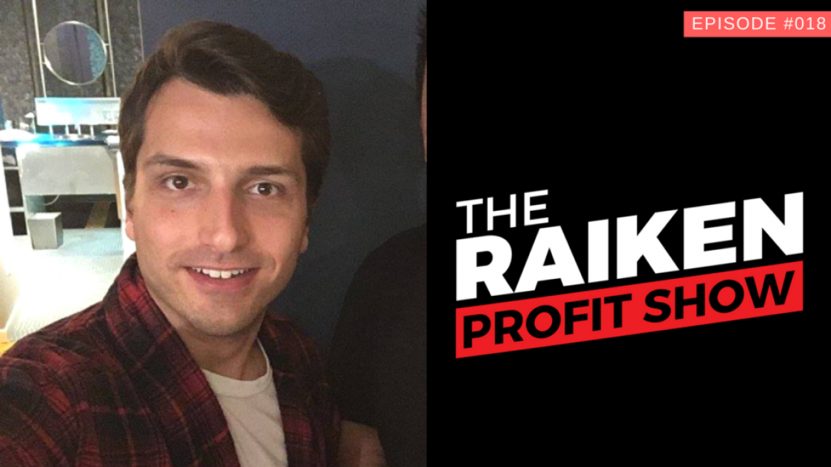 RPS #018 – How Dan Brock Made $300,000 Profit From His Affiliate Marketing Online Business