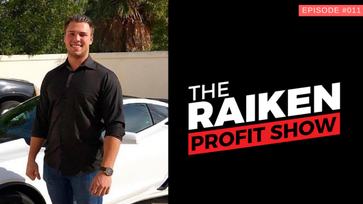 RPS #011 – How Tanner J Fox Makes $30,000 Per Month On Amazon FBA