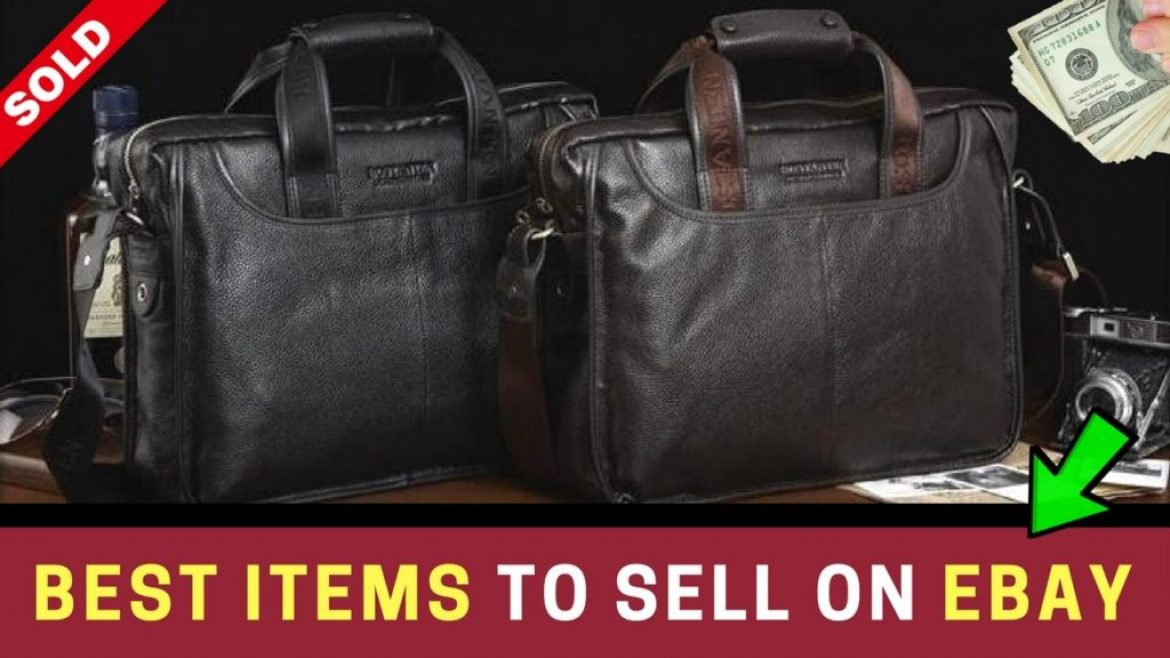 Best Items To Sell On Ebay – 15 Hot Selling Briefcase Bags To Flip On Ebay