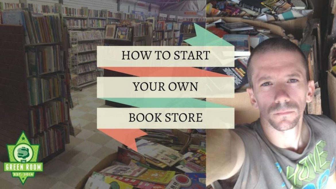 How To Open A Brick-and-Mortar Bookstore With Jesse Forbes