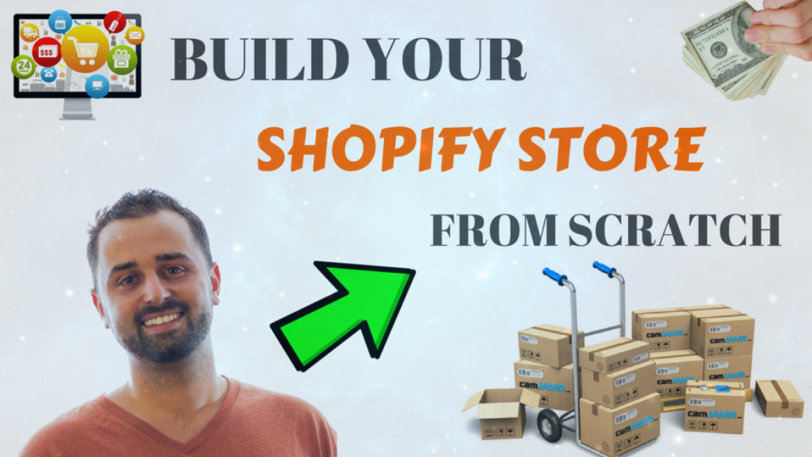 How To Sell Clothing On Your Own Shopify Website