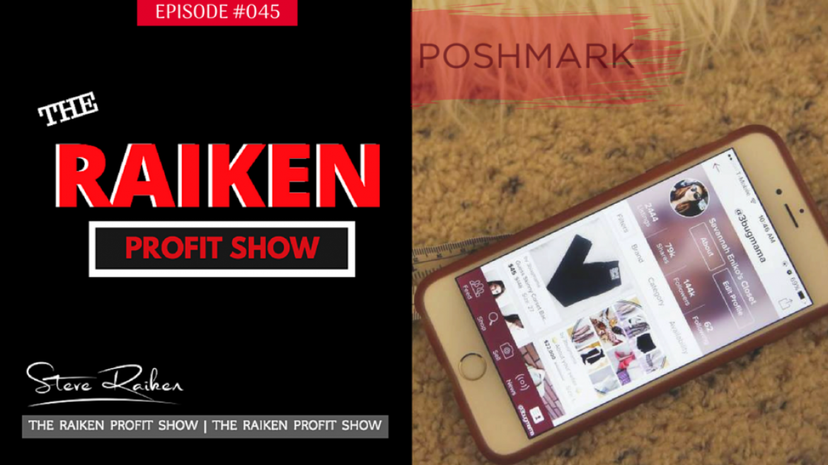 RPS #045 – Poshmark Selling Tips Boost Your Sales With This Cool Tricks