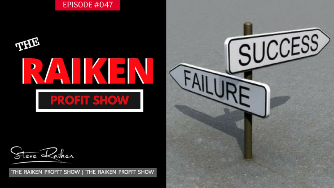 RPS #047 – The Sad Truth About Success and The Mistake I Made