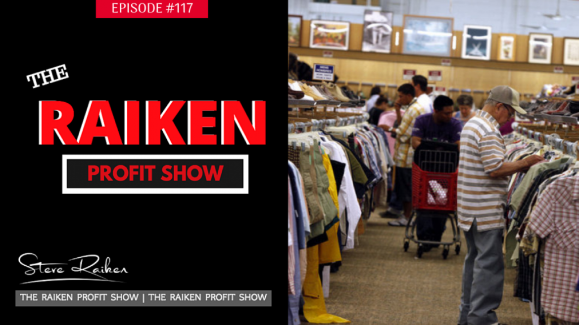 RPS #117 – Don't Make These Simple Yet Common Thrift Store Mistakes As A Reseller