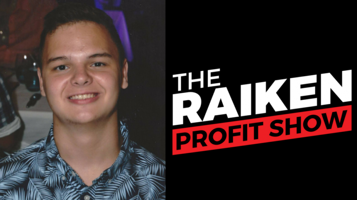 RPS #003 – How 17-Year-Old Teenager Justin Sold $4 Million on Shopify In 18 Months