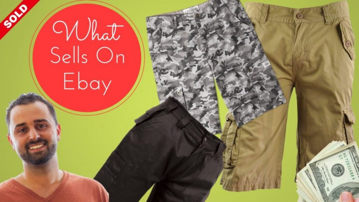 What Sells On Ebay – 11 Ridiculously Profitable Cargo Shorts That Sell On Ebay Raiken Profit