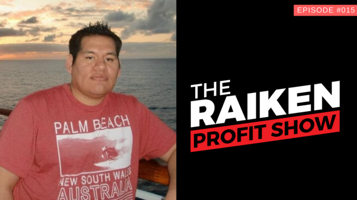 RPS #015 – 7 Steps To $500 Per Month With Merch By Amazon