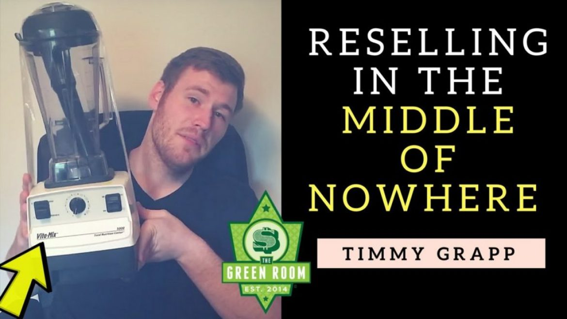 How To Run A Reselling Business Living In The Middle of Nowhere