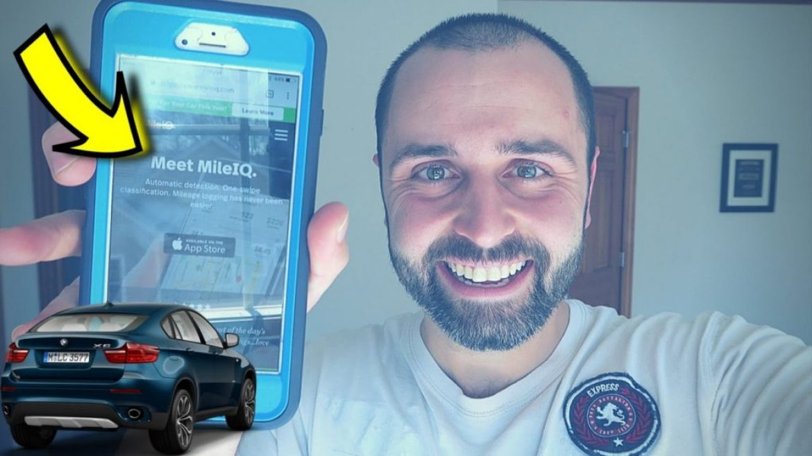 Track Your Car Mileage In Your Reselling Business With The MileIQ App